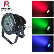 led par can light DMX Par Stage Light RGB 3in136X3W led stage par light