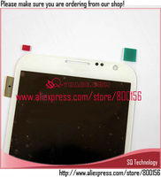 white for Samsung for Galaxy Note 2 N7100 LCD with Digitizer +Frame Alibaba China