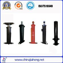 facotry direct sales single acting Telescopic Front End Hydraulic cylinder for Dump truck