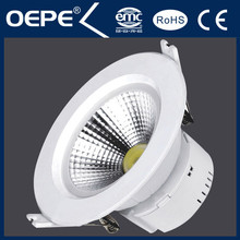 Unique housing design high power led downlight for stage lighting SAA approval
