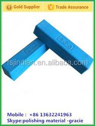 Strong grinding bar/wax for sisal wheel polishing