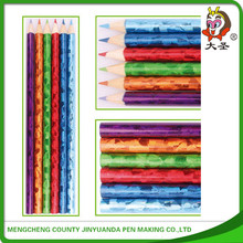 2015 Professional wholesale colored pencil and custom stationery set overseas clients colored pencil holder.