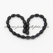SP2061 New Product Low Price Natural Onyx Rice Beads In Gemstone
