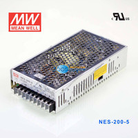 NES-200-5 200W 5V 40A Mean well switching power supply