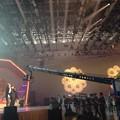 المهنية الكاميرا رافعة الثقيلة 17m jib-417 اندي