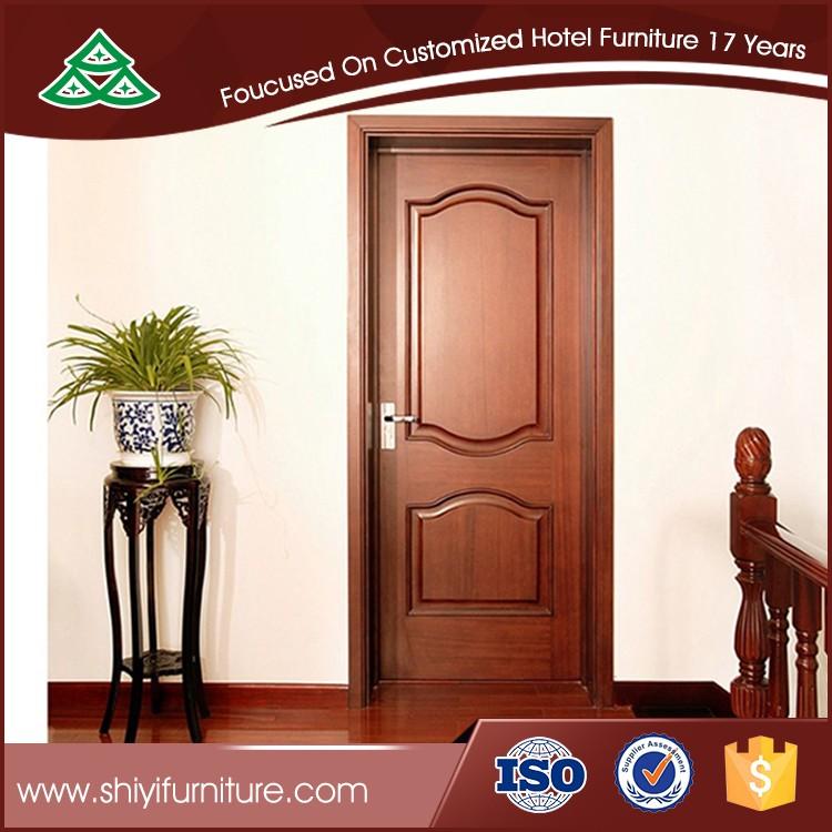 Int rieur porte en bois de teck bois principaux mod les de for Taille porte interieur