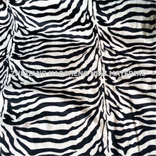 Zebra Upholstery Fabric
