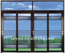 environmental-friendly Fiber reinforced plastic sliding door