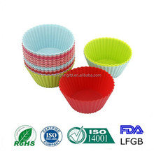 Christmas silicone cupcake stand cake tray