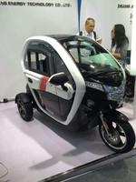 72v 60Ah 2000w 3 wheels E-Car specially for Golf cart use
