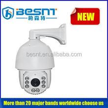 China new design high technology ahd ptz camera 1.3 mp mini speed dome 18X zoom pzt camera BS-AHDM01K