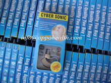 cyber sonic voice amplifer hearing aid health for elderly