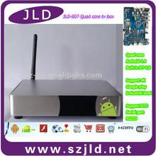 Amlogic S802 quad core set top box for USA / Brazil / Canada / Brazil/ Australia HDTV digital indoor TV Box