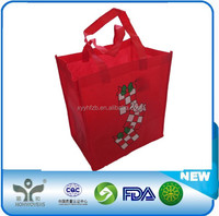 Colorful customized Nonwoven shopping bag