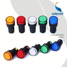 AD16-22DS Panel Mount LED Indicator led alarm signal light