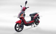 Rendimiento eléctrico Powered motocicleta con delantero folk TDR247BZ
