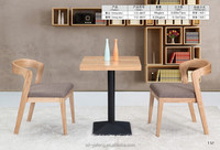2015 hot sales stell dinner restaurant bar table and chair 112-901