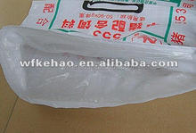 cheap pp woven bag for packing fertilizer firewood manufacturers in China