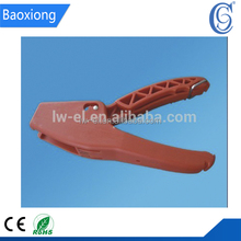 Plumbing hydraulic cable lug crimping tool
