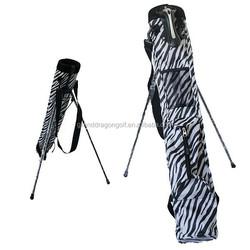 Customized Quality Nylon Golf Pencil Bag