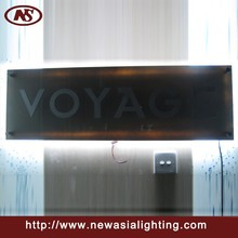 led sign for outdoor ,led display sign branding showing ,led lights for company sign