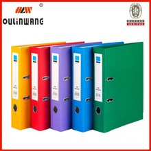 PVC PP box Lever arch file,arch binder, file folder with closure