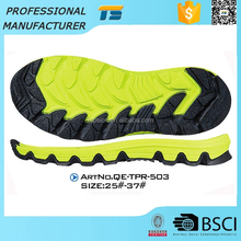 Cozy Durable Shoe Tpr Phylon Sole