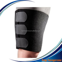 Thigh Safety Guard Support Elastic Neoprene Leg Slimming Wrap