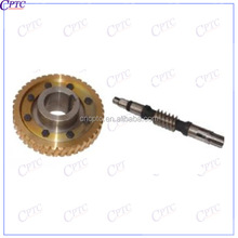 Worm and Worm Wheel for Construction Hoist Spare Parts