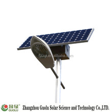 15w Double arm lighting solar light WaterProof farm light