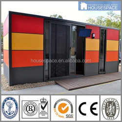 Flat-pack High Quality Economical Movable Container House From China