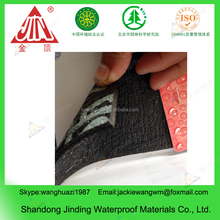 4mm best quality sbs asphalt roll for roofs in China