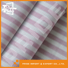 PR-JY230 high density stripe fabrics for shirt