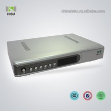 SD Steel Casing 8M Multilingual Menu TV Top Box