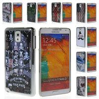 Hard Chrome Rhinestone Star Back Case Cover For Samsung Galaxy Note 3 N9000