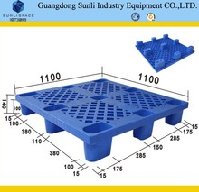 9 Feet 2T Static HDPE New Wholesale Plastic Pallet Dimensions