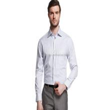 2015 latest shirt design top quality 100% cotton dress shirt for men