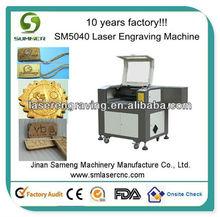 Sm-5040 bolsa de aire de corte por láser de la máquina