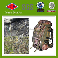 Realtree Camouflage Oxford Fabric for Bag 1000D polyester cordura