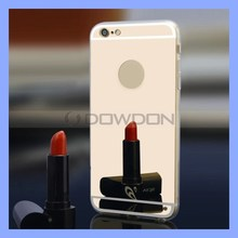 For Samsung Galaxy S6 Edge Mirror Case