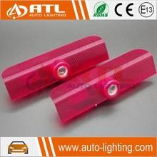 Hot selling 12v welcome light car lighted emblem logo