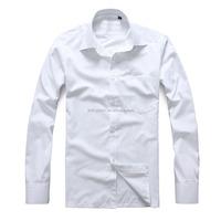 supplier bleached white 100% cotton shirt fabric 133x72