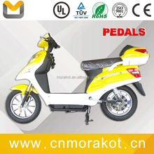 48V 200W best selling adult electric scooter electric bike electric scooter bike with pedals for Australia --LS3