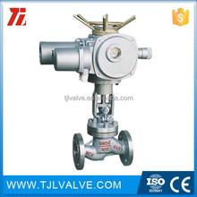 pn16/pn25/class150 flange type valve bmw good quality