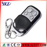 universial fixed/rolling code remote control transmitter YET026