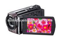 Flip digital video camera 16 mp full HD 602PX