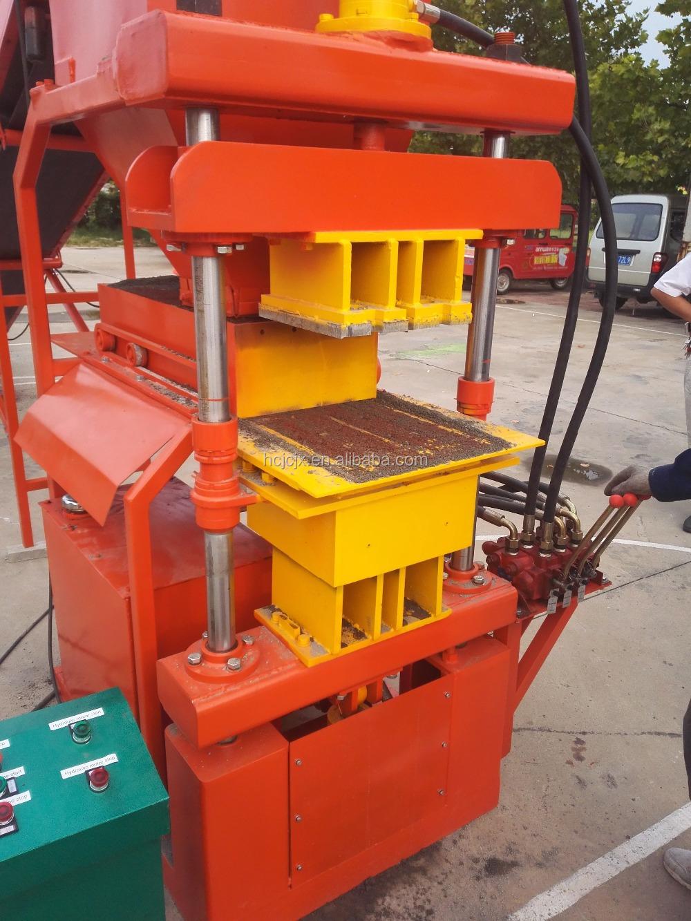 Interlocking Compressed Earth Block Machine : Ly malaysia brick machine making uk