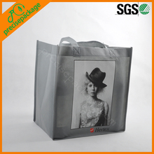 picture printed non woven cheap promotional TNT gift bag