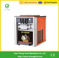 Hot sale low price Table Type 16L ice-cream making machine