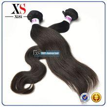 Cheap virgin artificial hair virgin indian hair